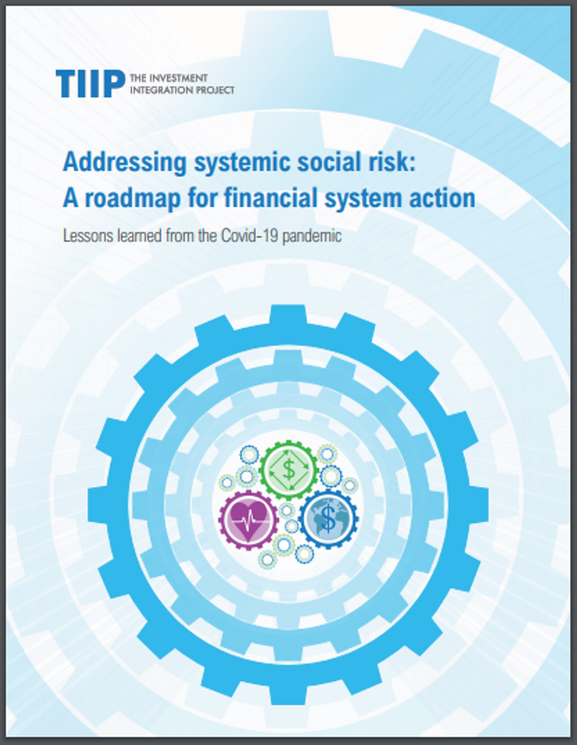Addressing System Social Risk